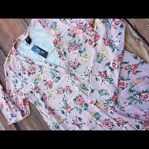 Agnes & Dora Floral Cardi Size XL